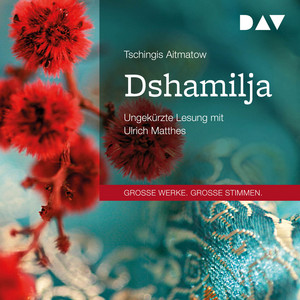 Dshamilja Audiobook