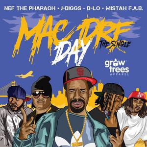 Mac Dre Day (feat. Nef the Pharaoh, J-Diggs, D-Lo & Mistah Fab)