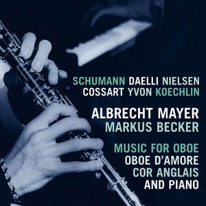 Nielsen: 2 Fantasy Pieces, for Oboe and Piano, Op. 2, FS 8: I. Romanze (Andante con doulo)