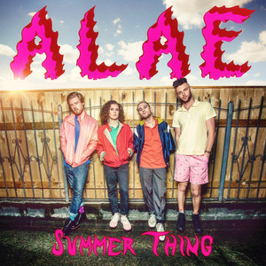 Summer Thing cover art