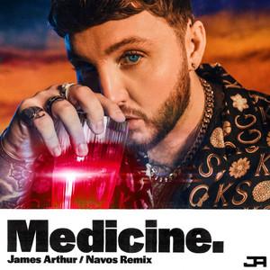 Medicine - Navos Remix cover art