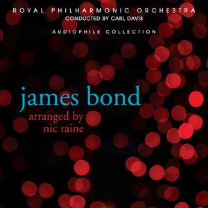 Carl Davis Conducts James Bond album
