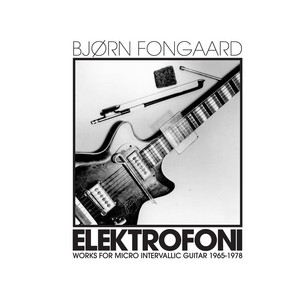 14 Aforismer for mikrointervall-gitar, Op. 63 by Bjørn Fongaard