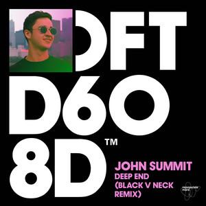 Deep End - Black V Neck Remix cover art