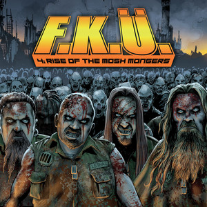 They Feed in the Dark by F.K.Ü.