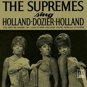 Supremes – You Keep Me Hangin On (Studio Acapella)