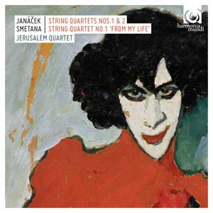 String Quartet No. 1 'Kreutzer Sonata': String Quartet No. 1 'Kreutzer Sonata': I. Adagio. Con moto by Leoš Janáček, Jerusalem Quartet