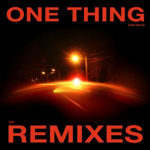 One Thing (Remixes Vol. 1)