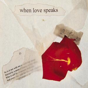 When Love Speaks - The Sonnets Audiobook