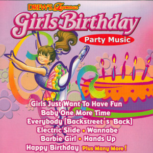 Girls Birthday Party Music album