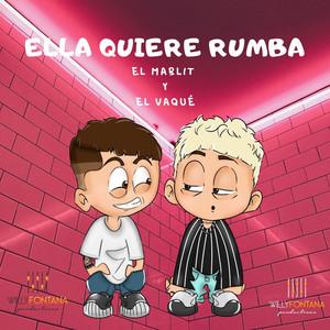 Ella Quiere Rumba cover art