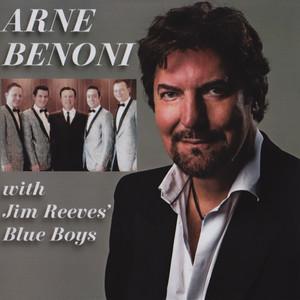 Arne Benoni with Jim Reeves' Blue Boys album