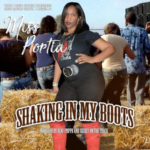 Shaking in My Boots cover art