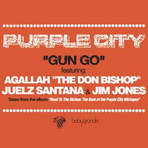 "Gun Go (feat. Juelz Santana, Jim Jones & Un Kasa) (12"")"