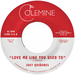 Love Me Like You Used To by Joey Quinones