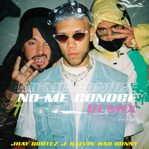 No Me Conoce (Remix)