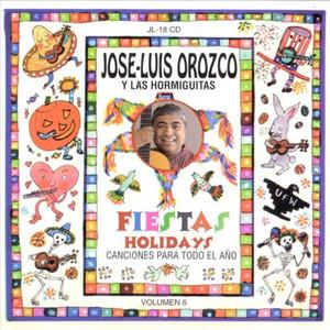 Fiestas – Holidays (Canciones Para Todo El Año), Vol 6