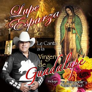 Virgencita de Guadalupe by Lupe Esparza