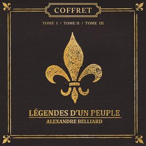 Légendes d'un peuple : Tomes I, II, III album