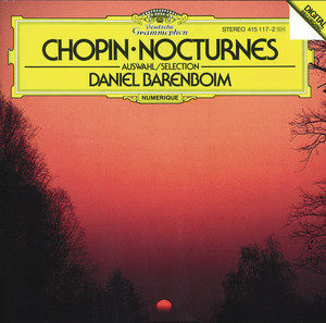 Nocturne No. 6 in G Minor, Op. 15 No. 3 cover art