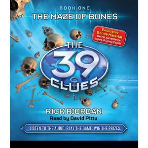 The Maze of Bones - The 39 Clues, Book 1 (Unabridged) Audiobook free download