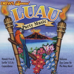 Luau Party Music album