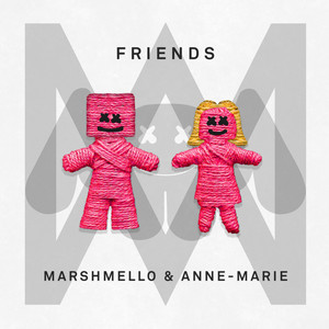 Marshmello & Anne Marie – Friends (Studio Acapella)