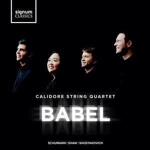 String Quartet No. 3, Op. 41: II. Assai agitato