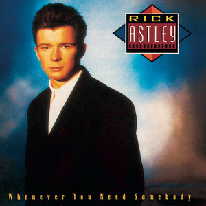 Rick Astley – Never Gonna Give You Up (Studio Acapella)