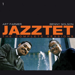 The Complete Jazztet Sessions Vol.1 album