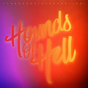 Hounds Of Hell cover art