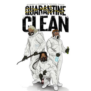 QUARANTINE CLEAN cover art