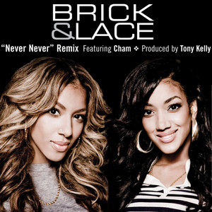 Never Never (Remix featuring Cham)