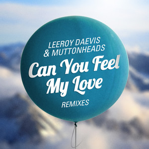 Can You Feel My Love - Laurent Schark Remix cover art