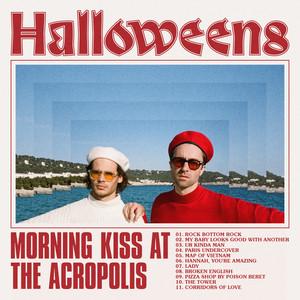 Halloweens  Morning Kiss At The Acropolis :Replay