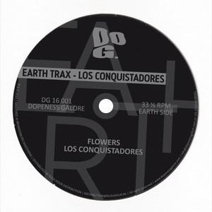 Los Conquistadores cover art