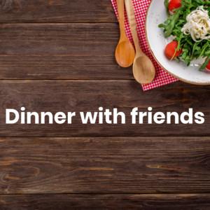 Dinner with friends - Best dinner music