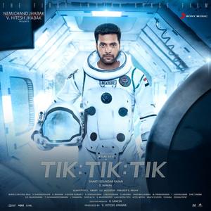Tik Tik Tik - Karaoke cover art