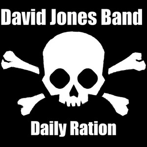 Ballad of David Jones - Extended cover art