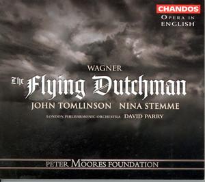 Der Fliegende Hollander (The Flying Dutchman) (Sung in English): Scene 3: Steersman, leave your watch! (Norwegian Sailors, Girls, Steersman, Dutchman's Crew) cover art