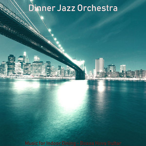 Paradise Like Backdrops for New York City by Dinner Jazz Orchestra