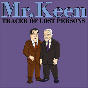 Mr. Keen: Tracer of Lost Persons Audiobook