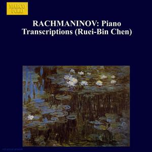 Liebesleid (Love's Sorrow) by Fritz Kreisler, Sergei Rachmaninoff, RueiBin Chen