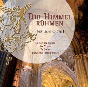 Symphony No. 9 in D minor, Op. 125: Te Deum Laudamus by Chor der St. Hedwigs-Kathedrale Berlin