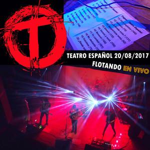 """Flotando """"Teatro Español"""" (En vivo) album"""