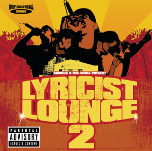 Lyricist Lounge Volume 2 album