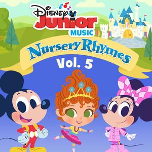 Disney Junior Music: Nursery Rhymes Vol. 5