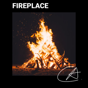 Christmas Fireplace sound with loop helps you stud... cover art