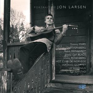 Portrait of Jon Larsen album