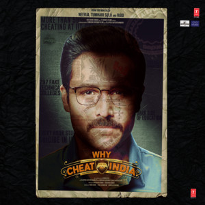 Why Cheat India album